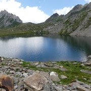 Lago Pécian 2323 m
