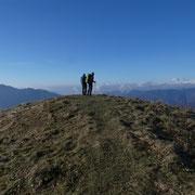 Monte San Bernardo cima 1307 m