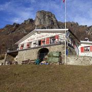 Rifugio Menaggio 1373 m
