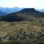 Motta de Carnac e Alp de Mem