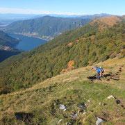 Salita al Monte Palanzone