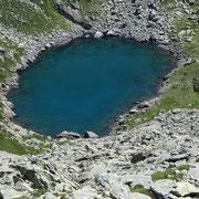 Lago di Mottella superiore 2252 m