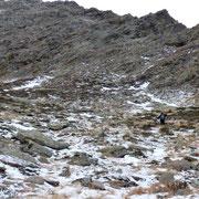 Proseguiamo sul sentiero alpino verso il Lagh de Trescolmen
