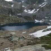 Lago di Mottella (grande) 2252 m