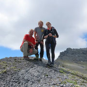 Punta del Corvo 2751 m