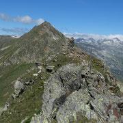 Cima di Gana Rossa 2565 m e Pizzo di Campello