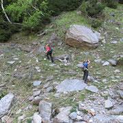 Proseguiamo per l'Alpe di Corött