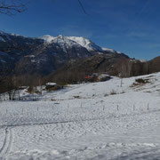 Sciss di Fuori 860 m
