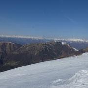 Paiòn e Monte Gambarogno