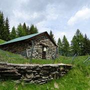 Alpe Matro 1538 m