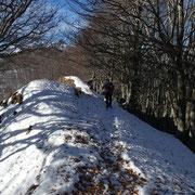 Proseguiamo verso l'Alpe di Naccio