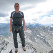 Chüebodenhorn 3070 m