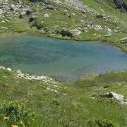 Lago inferiore di Mottella