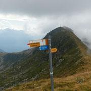 Passo di Mem 2191 m
