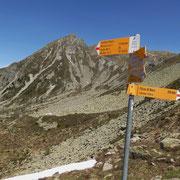 Bassa di Nara 2123 m