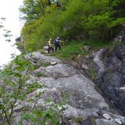 Passaggi su roccia