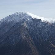 Monte Faierone e Punta Fronzina