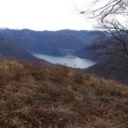 Verso il Lago di Lugano