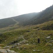 Ritorniamo all'Alpe Foppa