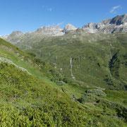 Salita all'Alpe San Giacomo di Manió