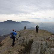 Monte Bigorio 1185 m