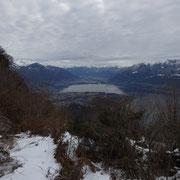Sul sentiero verso la Val Brima