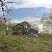 Alpe del Cuscio 851 m