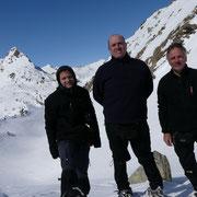 Sotto il Poncione di Mezzo a 2420 m