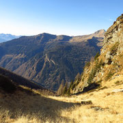 Bocca d'Vegeina 2145 m
