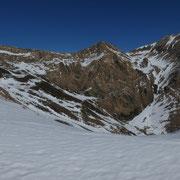 Cima della Segonaia e Monte Stabbiello