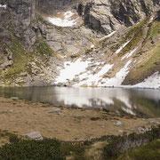 Lago de Sambrog 2076 m