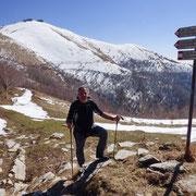 Bocchetta di Molina 1116 m