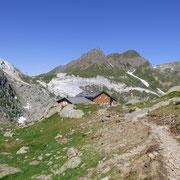 Capanna Leit 2257 m