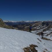 Salita al Monte Segor