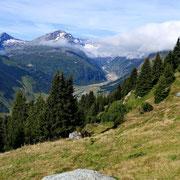 Verso Hinterrhein