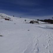 Capanna Alpe di Cottino 1441 m