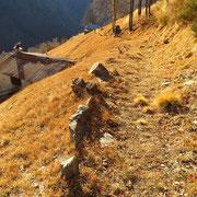 Monti del Dosso 1326 m
