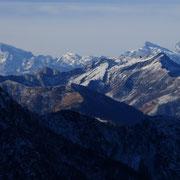 Verso le cime vallesane