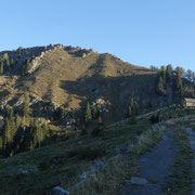 Alpe di Cadinello 1827 m