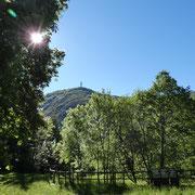 Prim'Alpe verso il Monte Cornizzolo