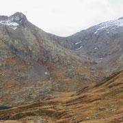 Alpe e Passo di Lucendro