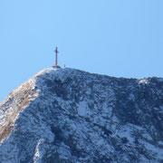 La cima del Gridone