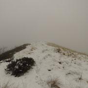 ... la neve aumenta di spessore ......