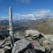 Pizzo dell'Uomo 2663 m