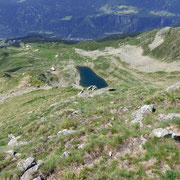 Lago di Carì e Brusada