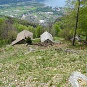 Monti Bared 1210 m