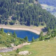 Lago Tremorgio e Capanna