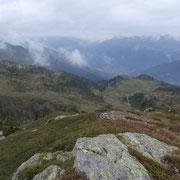 Verso l'Alpe di Prato