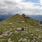Ritornati al Passo 2270 m