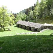 Alpe Canigiolo 1494 m